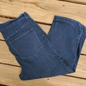 NYDJ Pants - NYDJ Denim Crop Pants